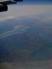 Some bit of North America from a plane