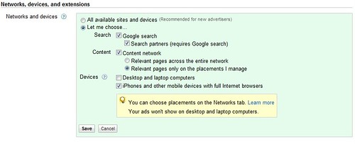 Beginners Guide To Creating Mobile AdWords Campaigns