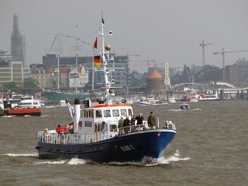 """Museumsschiff """"Elbe 1"""""""