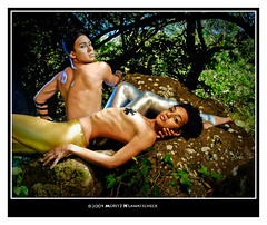 Eve and Adam (moritz h'lawatscheck) Tags: california eve adam nature paradise forrest muirwoods sin temptation wald act eduisac