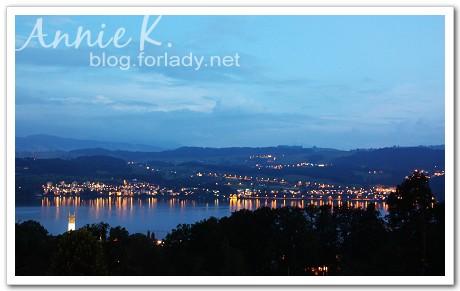 Zurich_湖景