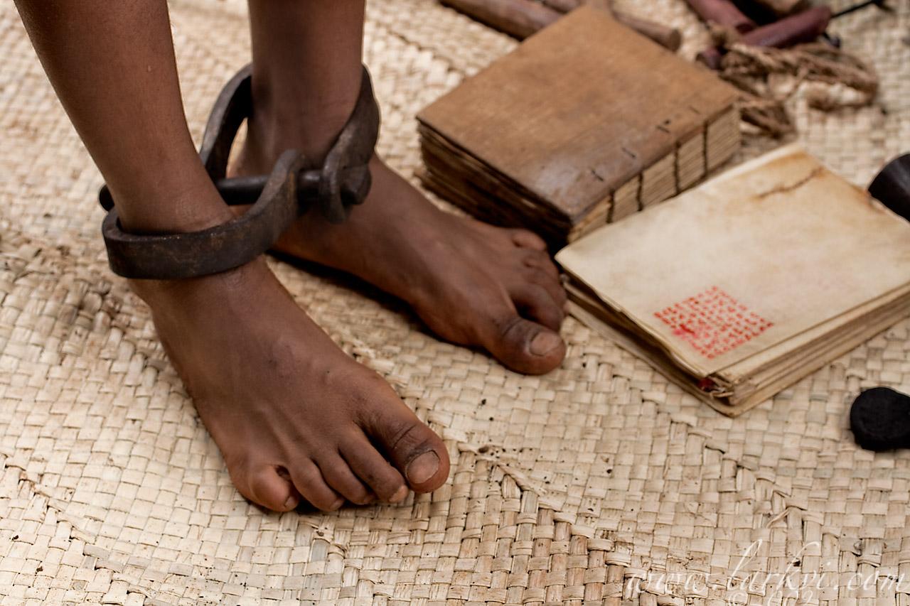 Shackles, Bahir Dar, Amhara, Ethiopia, July 2009