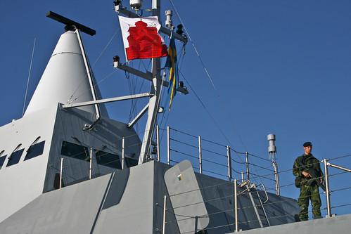 Swedish navy