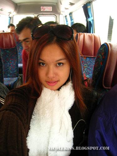 me in bus