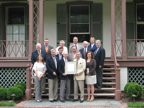 President Lincolns Cottage wins VSA Preservation Award