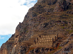 Across from Ollantaytambo