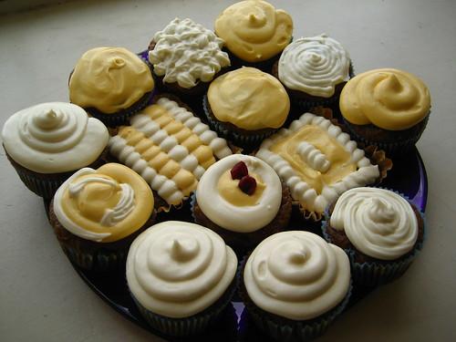 Carrot Cake Cupcakes!