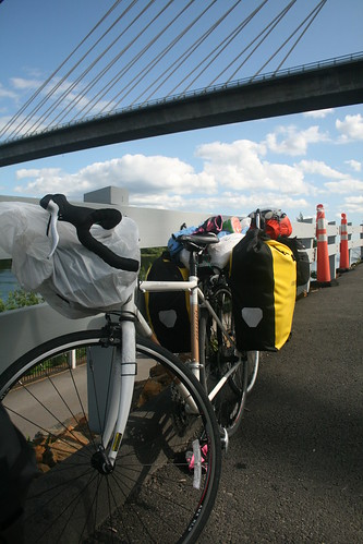 Ortlieb Panniers On the Road