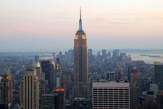 New York Icon # 5 The Empire State Building