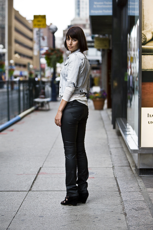 Zara Pants, Toronto Street Fashion @ Yorkville, Toronto, photo by Krist Papas, whatsyourpersona