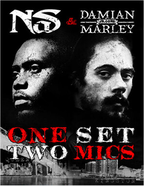 nas and marley, roseland