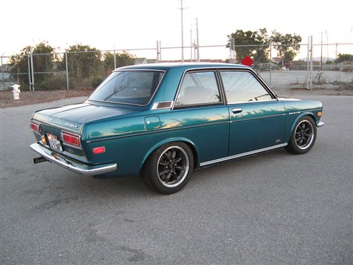 Flickriver: Photoset 'BaT Exclusive: 1972 Datsun 510 Hot Rod