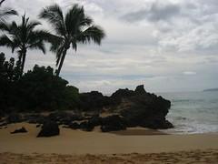 Makena Cove ~ South View (stu_macgoo) Tags: ocean clouds sand waves maui volcanicrock kehei makenacove