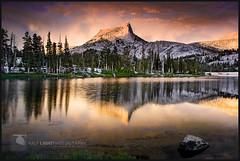 0958. (koaflashboy) Tags: california nationalpark 500v20f canon20d backpacking yosemitenationalpark 1855 cathedralpeak yosemiteblogcom lowercathedrallake 250v10f vacation2009