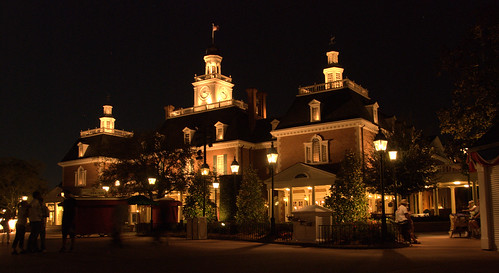 WDW March - American Adventure