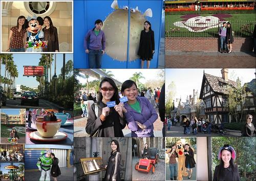 7 Jan 07 Disneyland