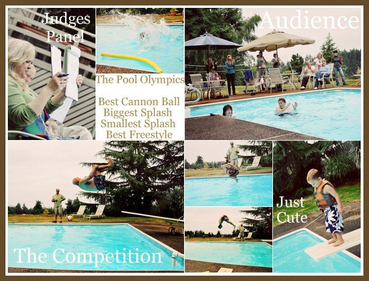 Pool Olympics