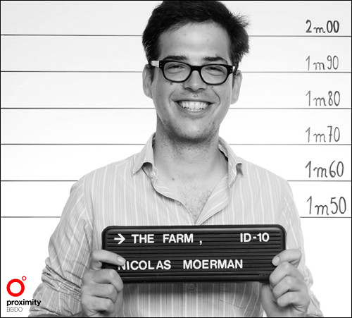 Nicolas Moerman - Strategist at The Farm by Proximity BBDO
