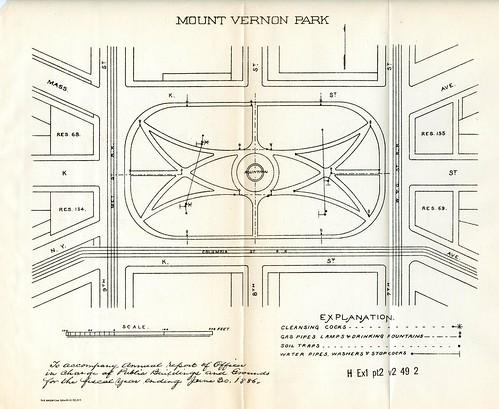Mount Vernon Park ca. 1887