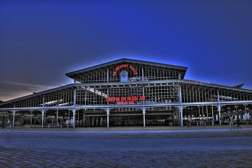 La Grande Halle - La Villette
