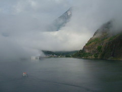 Norway 074 (Kazwales) Tags: mist norway fjords flam
