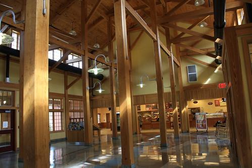 Inside Visitor's Center 2