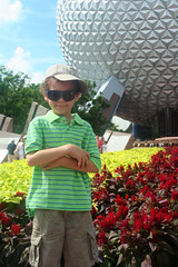 Aidan and Spaceship Earth
