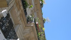 Balcony beauties (die.old) Tags: balconies europeanarchitecture