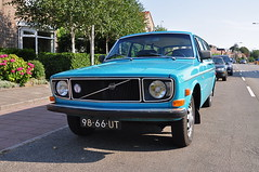 1972 Volvo 145 S (Michiel2005) Tags: auto car volvo estate 145 140 stationcar 145s