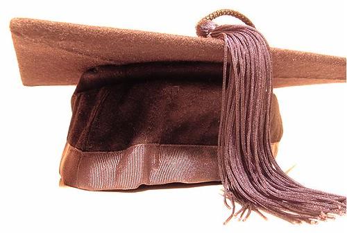 gorro graduacion