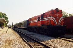 A-9101 1 (kostas1975) Tags: train railway trains alco ose spap  greektrains