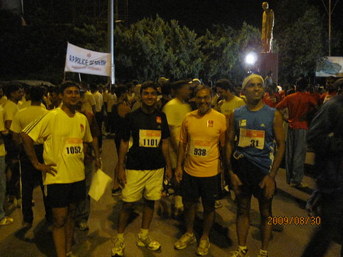 Hyderabad Marathon - My 10th full marathon