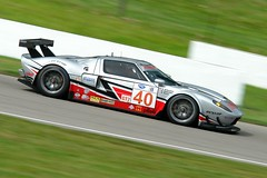 Robertson Racing's Doran Ford GT Mk VII