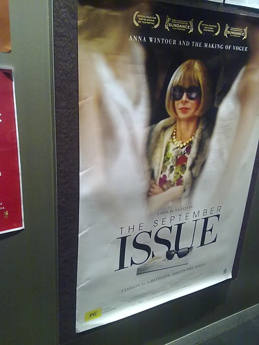 Anna Wintour The September Issue Movie Poster