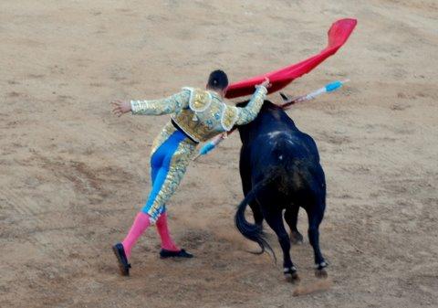 Corrida de Toros Feria Melilla 2009 228