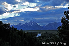 ADS_USA_000004734 (dickysingh) Tags: travel usa india mountains night america landscape outdoor scenic roadtrip aditya snakeriver grandteton singh dicky adityasingh ranthamborebagh theranthambhorebagh wwwranthambhorecom