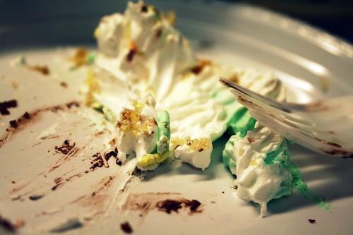 Abandoned Cake
