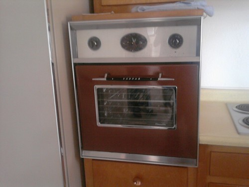 Oven from 1965