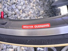 SHIMANO WH-RS80