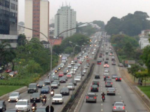 Dia Mundial Sem Carro na 23 de Maio 1