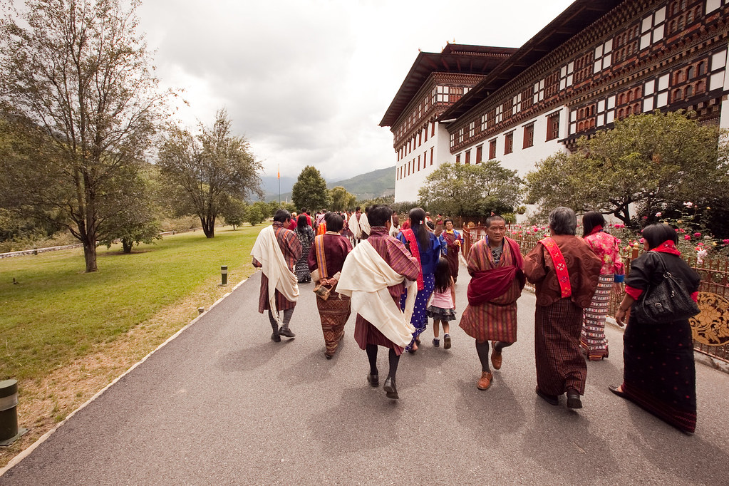 Thimphu Drubhen - 2009