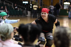 Albany All Stars022 (chimpmitten) Tags: rollerderby albany albanyny albanyallstars