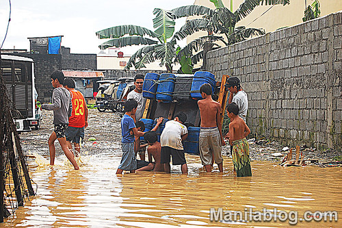 Pasig City, Ondoy aftermath