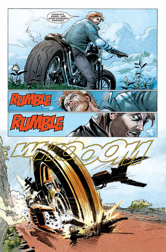 GHOST RIDERS: HEAVEN'S ON FIRE #3 page 3