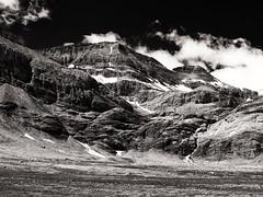 switzerland-mountains-bw-12 (Mike' s Photos) Tags: bw white black alps schweiz switzerland hiking urlaub alpen gemmi leukerbad mountans