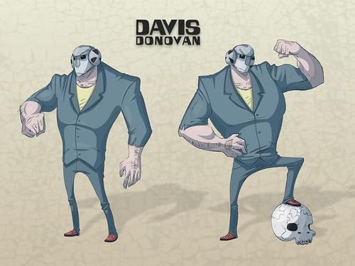 Davis Donovan