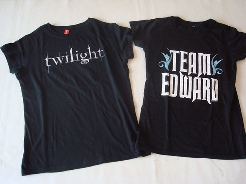 diseño Team Edward twilight