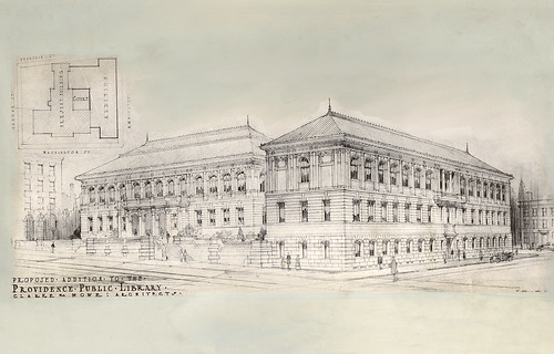 CENTRAL Library -Exterior DRAWING
