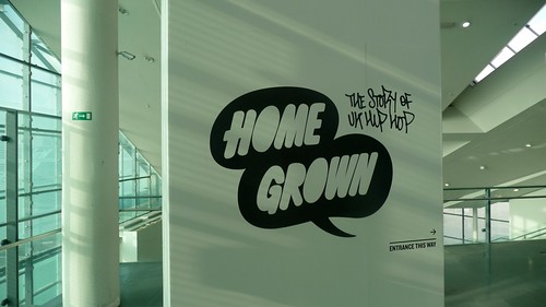 HOME GROWN EXHIBITION @ URBIS, MANCHESTER
