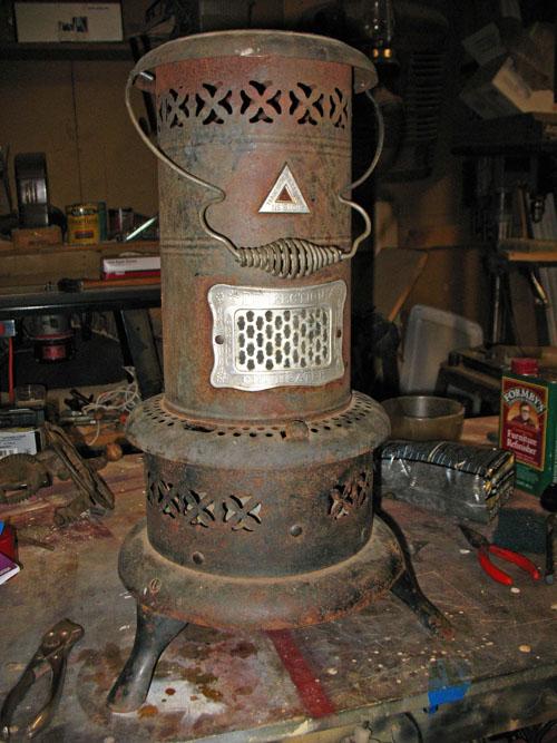 Vintage Oil Heater Kerosene heater, Oil heater, Kerosene